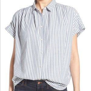 Madewell Central Stripe Shirt